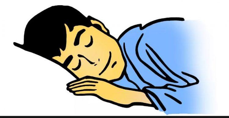 posisi tidur dalam Islam