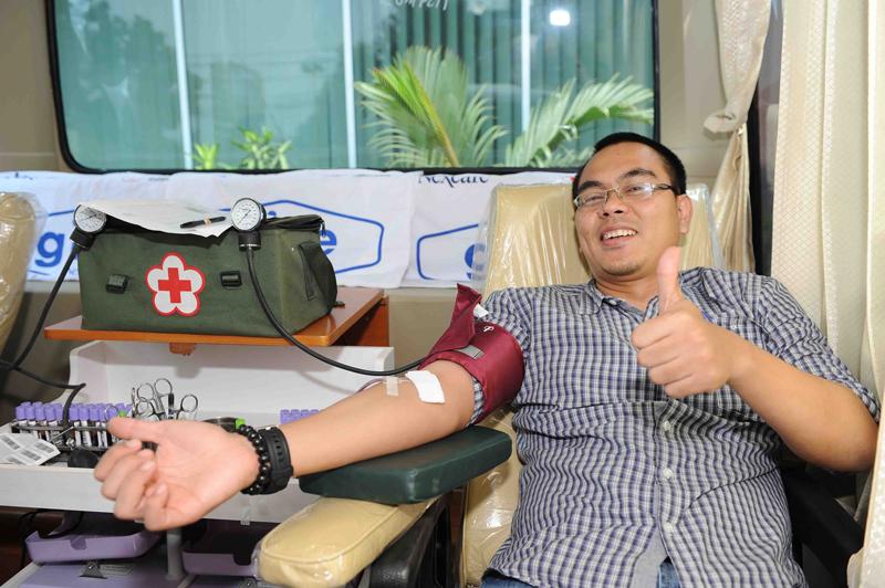 donor darah menurut islam
